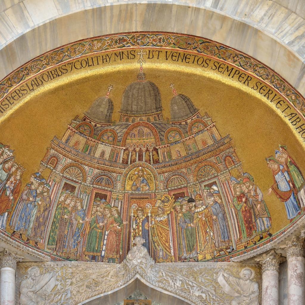 Chiesa d'Oro, Venice, Saint Mark's Basilica